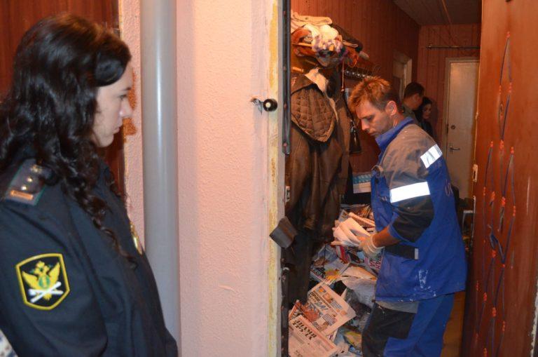 выселение из служебного жилого помещения без предоставления жилья под