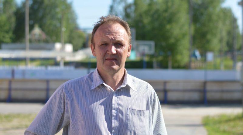 Сергей Петрович Баранов