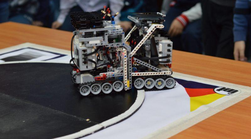 Окружной форум робототехники