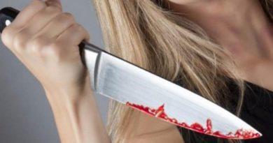 Выяснения отношений семейной пары в Сланцах закончились ножевым ранением