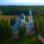 Храм Рождества Пресвятой Богородицы в деревне Пенино (Видео)