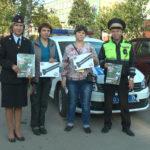 В Сланцевском районе «Родительский патруль» контролировал безопасность юных пассажиров