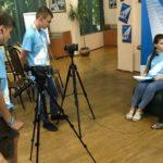 Юные кинематографисты студии «Совенок» представляют Ленинградскую область на Всероссийском форуме «Бумеранг»