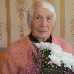 22 сентября 95 лет исполнилось сланцевчанке Лидии Яковлевне Прониной
