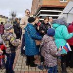 День народного единства отметили в Сланцах