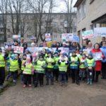 В Сланцевском районе прошли мероприятия, приуроченные к Всемирному  дню памяти жертв ДТП