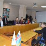 Торжественная церемония вручения паспортов сланцевчанам, достигшим 14-летнего возраста