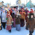 IV фестиваль русской праздничной культуры XIX века — «Большие Святочные Гулянья»