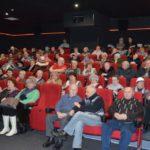 В «Терриконе» показали военный фильм для ветеранов Сланцевского района.