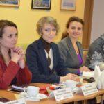 Рабочая встреча по проектной заявке «Развитие прибрежных зон Нарвы и Сланцев для улучшения деловой и гостевой среды»