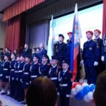 Делегация обучающихся Сланцевского района приняла участие в областной ярмарке военных профессий