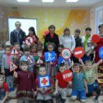 Сланцевские Госавтоинспекторы приняли участие в проведении Недели образования