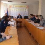 В администрации обсудили вопросы подготовки к празднованию Дня города Сланцы