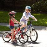 Госавтоинспекция предупреждает о начале велосезона
