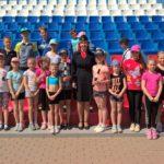 «Ликбезы дорожной безопасности» продолжаются в детских оздоровительных лагерях Сланцевского района