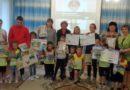 Дети и их родители прошли «Тропой безопасности»