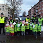 Сотрудники Сланцевской Госавтоинспекции посетили сельскую школу