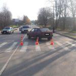 Сводка ДТП в Сланцах с 21 по 27 октября  2019 года