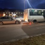 Сводка ДТП в Сланцах с 20 по 28 января 2020 года