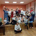 В Сланцевском ДТ прошли «Творческие посиделки»