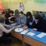 В Сланцевском детском саду №10 прошла интеллектуальная игра по ПДД «Что?Где?Когда?»