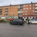 Сланцевский район подержал региональную акцию «Скорость – не главное!»