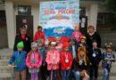Летние занятия по правилам дорожного движения проходят в детских садах  г.Сланцы