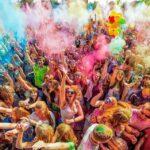 Фестиваль красок ColorFest пройдет в г. Сланцы 01 августа 2020 года.