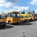 Госавтоинспекторы г.Сланцы проверили безопасность школьных автобусов