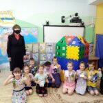 Воспитанники дошкольных учреждений присоединились к акции «Скорость не главное»