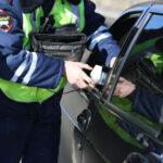 ГИБДД  проводит массовые проверки автотранспорта на наличие запрещенной тонировки