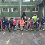 Сланцевские дошкольные учреждения используются как площадки по практическому изучению моделей безопасного поведения на дороге