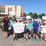 Школьники и автоинспекторы призвали участников дорожного движения отказаться от использования гаджетов