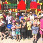 Пешие экскурсии безопасности проводят автоинспекторы для детей